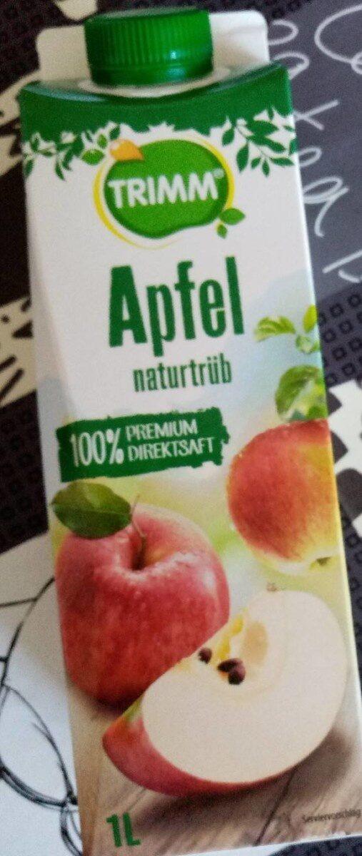 Apfel naturtrüb - Produit - fr