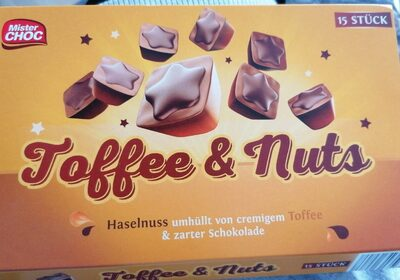 Toffee & Nuts - Prodotto - de