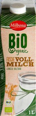 Bio Frische Voll-milch - Product - de