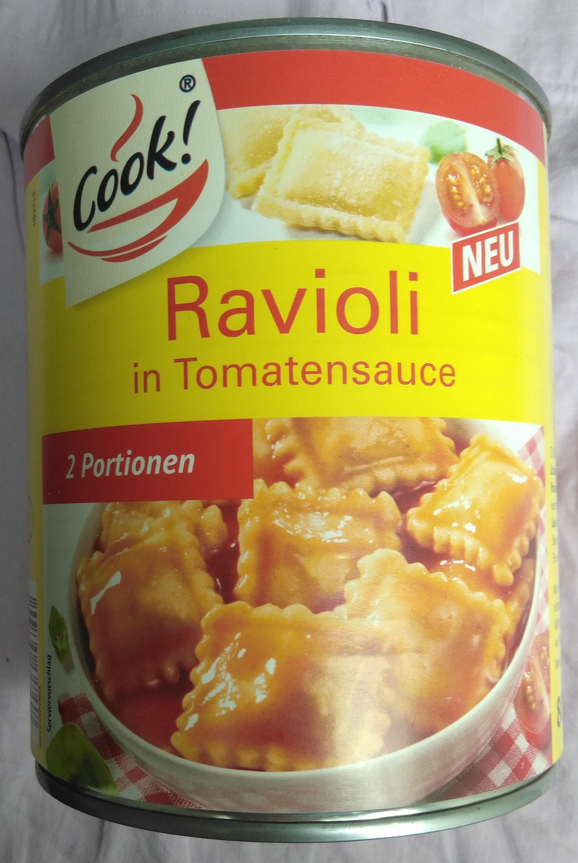 Ravioli in Tomatensoße - Product