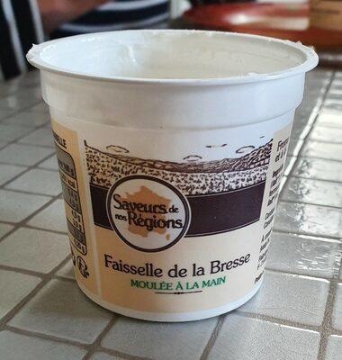 Faisselle de la Bresse - Produit