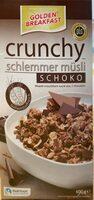 Crunchy schoko - Prodotto - fi