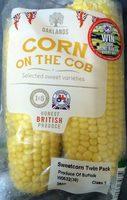 Corn on the cob - Produit