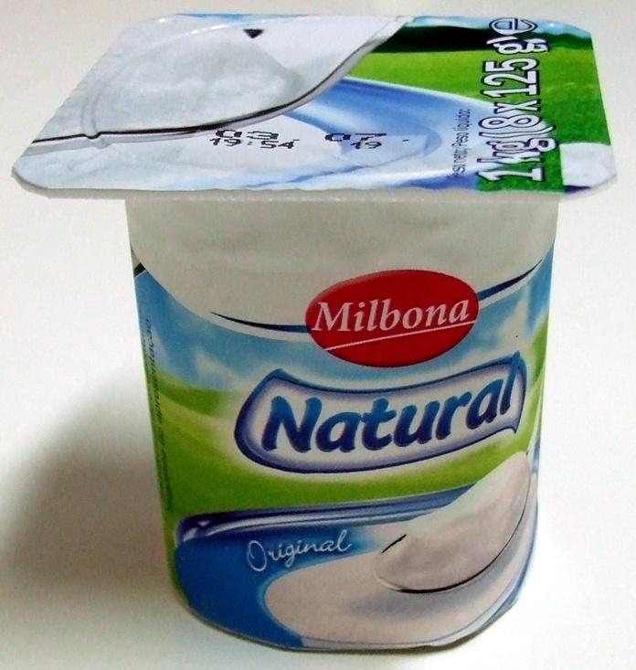 Milbona Natural Original - Produto