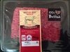 British beef mince - Product