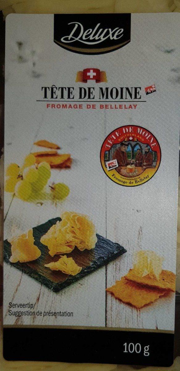 Tête De Moine Fomage - Product - fr