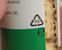 Aglio granulare - Istruzioni per il riciclaggio e/o informazioni sull'imballaggio - it