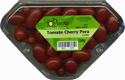 Tomates cherry pera - Producto