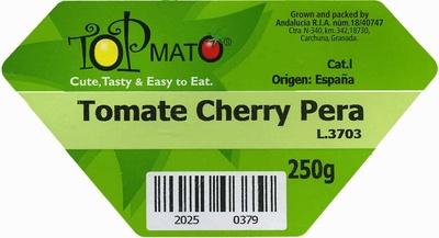 Tomates cherry pera - Ingredientes