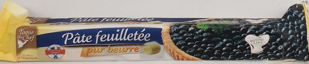 Pâte feuilletée pur beurre - Produit - fr