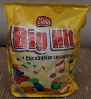 Big Hit - Cacahuetes Chocolatées - Produit