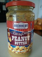 Crunchy Peanut Butter - Produit