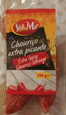 Extra spicy chouriço sausage - Product - en