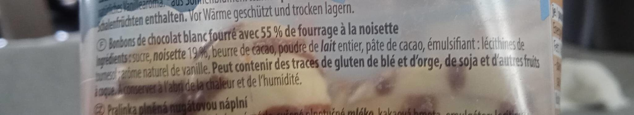 Chocolat belge - Prodotto - fr