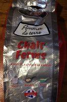 Pommes de terre rouge chair ferme - Product - fr