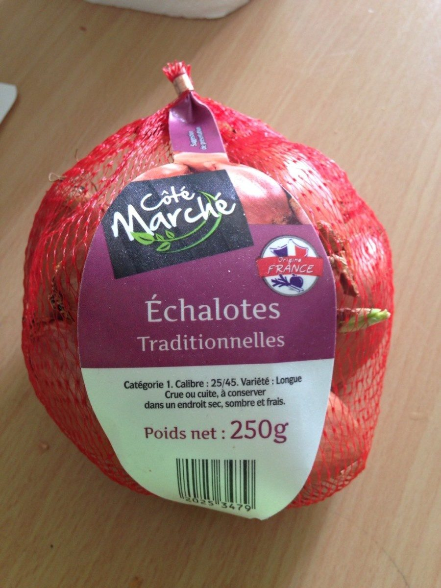Echalotes traditionnelles - Producto