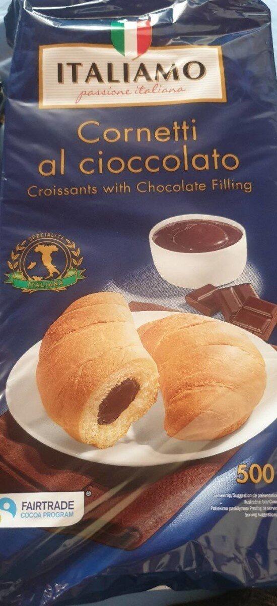 Cornetti al cioccolato - Produit - fr