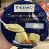 Yogurt al marzapane e mandorle - Product
