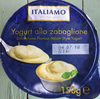 Yogurt allo zabaione - Product