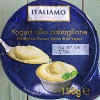 Yogurt allo zabaione - Produit - fr