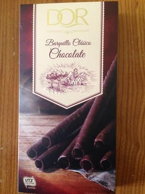 Barquillo chocolate DOR - Producto - es
