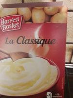 purée de pommes de terre en flocons - Producte