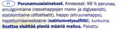 Instant Mashed Potato - Ainesosat - fi