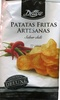 "Patatas fritas lisas ""Deluxe"" Sabor chili - Product"