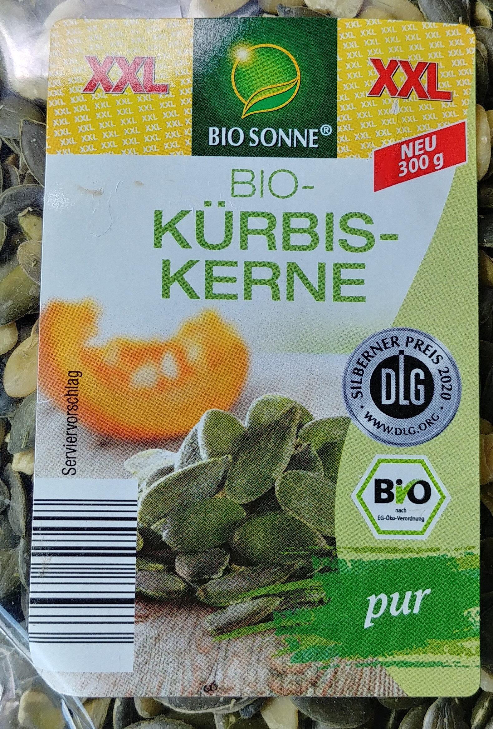 Bio Kürbiskerne - Produkt - de