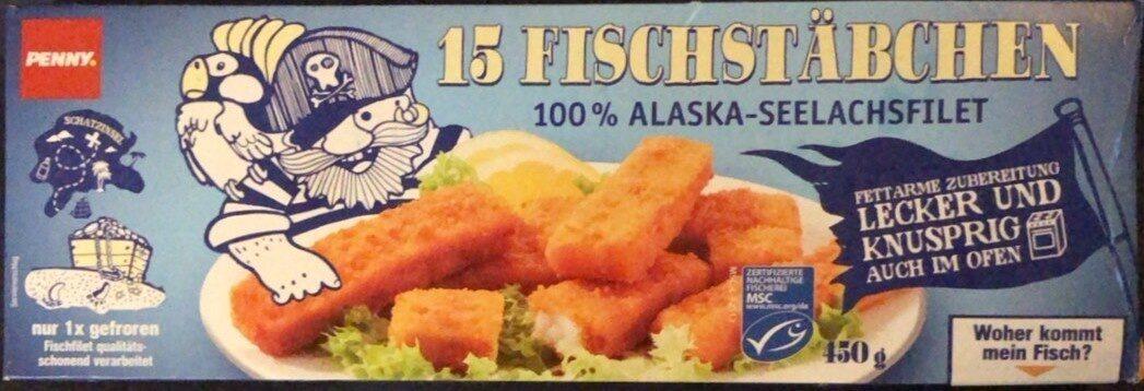 Fischstäbchen - Produkt - de