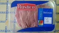 Bifanas de porco - Product