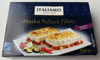 Alaszkai tőkehalfilé, zöldséges - sajtos - Product - hu