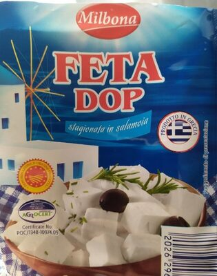 Feta DOP - Product - fr