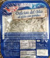 Delicias del mar - Produit