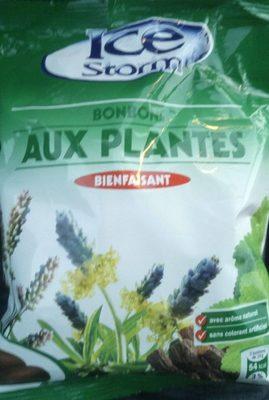 Bonbons aux plantes - Produit