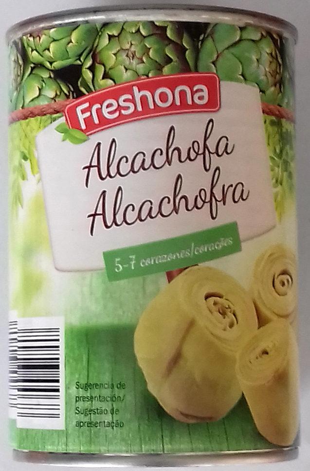 Alcachofa 5-7 corazones - Producto - es