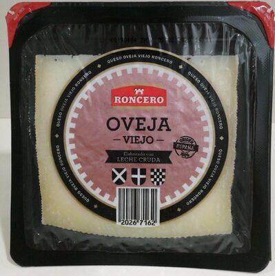 Queso oveja viejo leche cruda - Producto