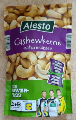 Cashewkerne, naturbelassen - Producte - de