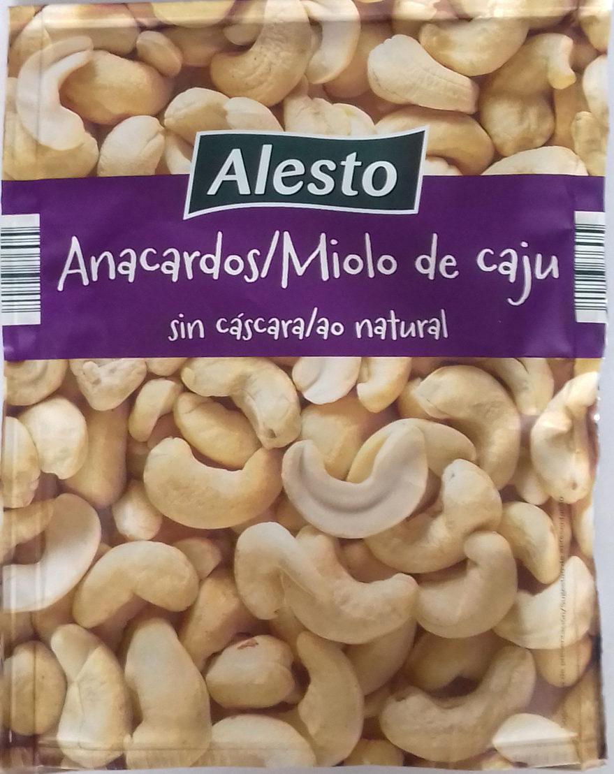 Alesto Cashews - Prodotto - es