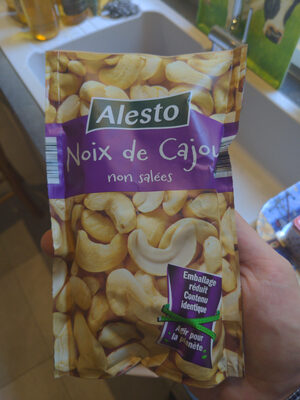 Cashew nuts - Product - fr
