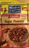 Sugar peanuts XXL - Prodotto