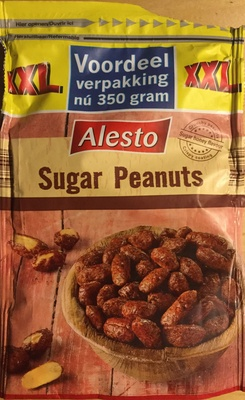 Sugar peanuts XXL - Product