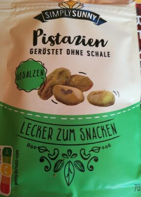 Pistazien - Produkt - de