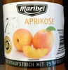 Confiture Abricots 75% - Product