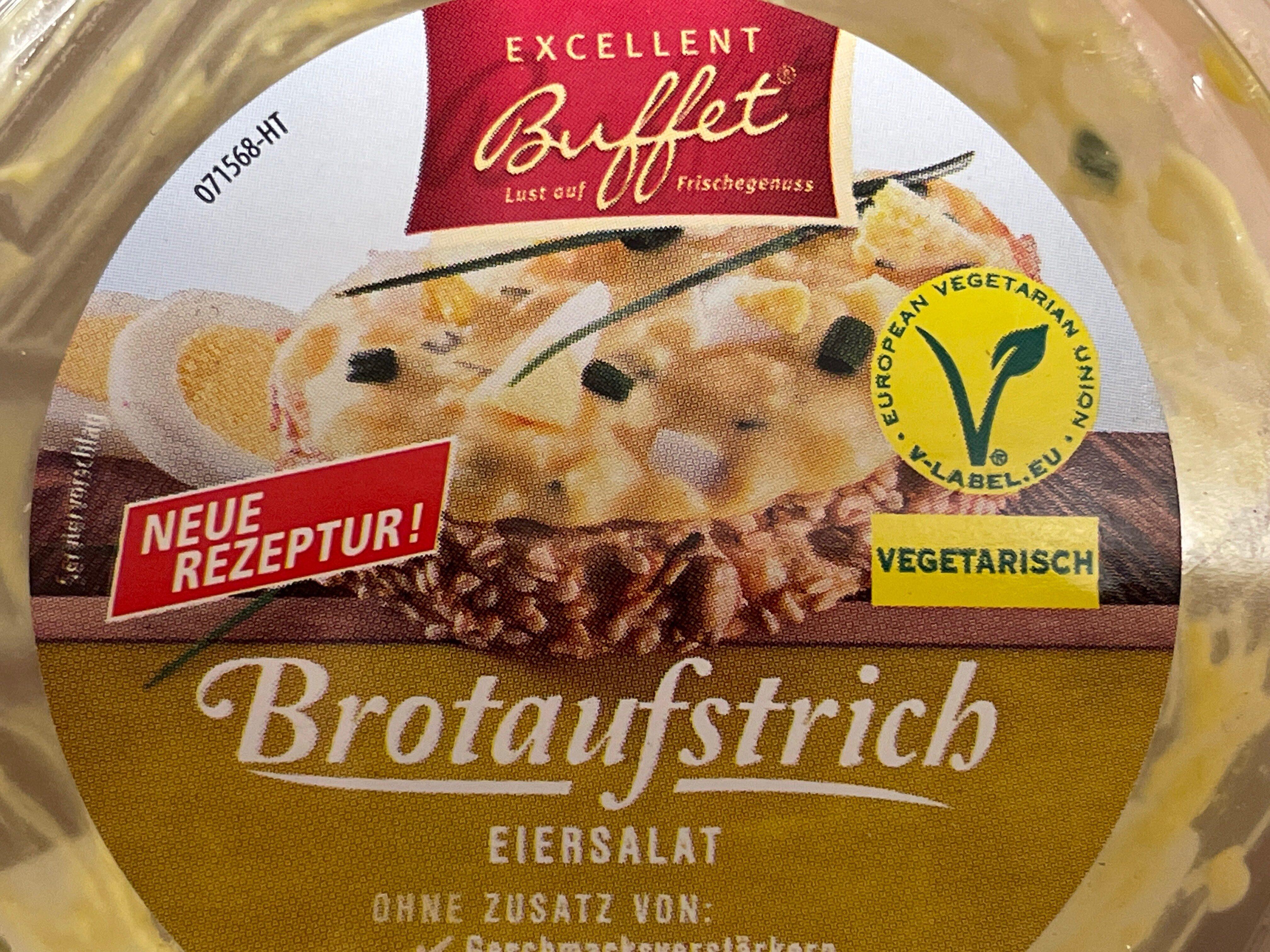 Brotaufstrich Eiersalat - Produit - de