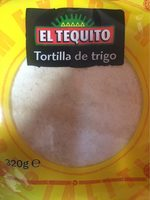 Tortillas de trigo - Product - fr