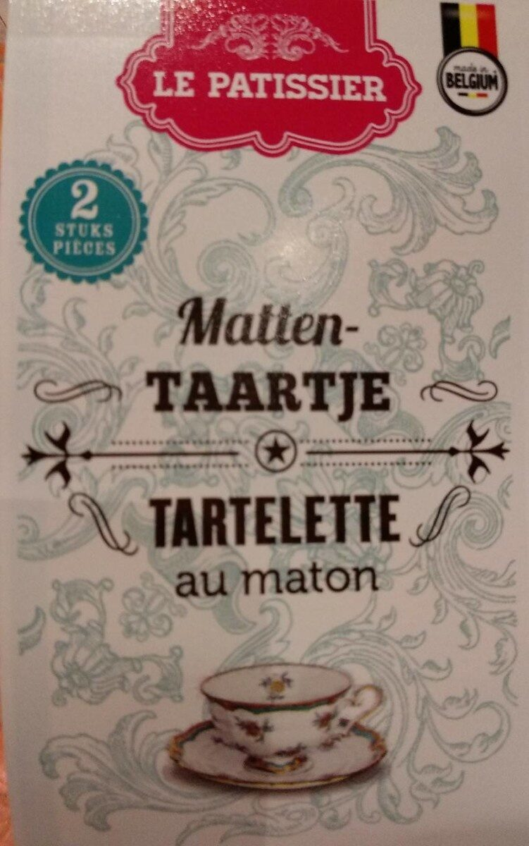 Tartelette au maton - Product - fr