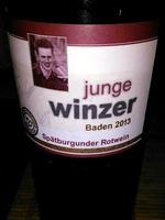 Spätburgunder Rotwein - Producto - de