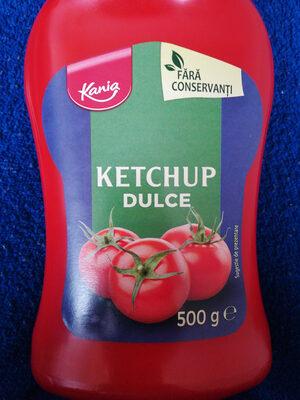 Ketchup - Prodotto - ro