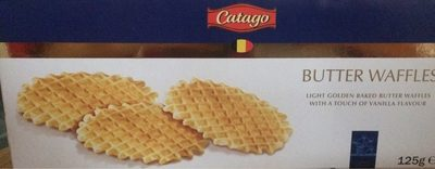 Butter waffles - Product